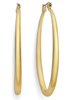 "INC International Concepts Inc Large 2"" Gold-Tone Hoop Earrings"