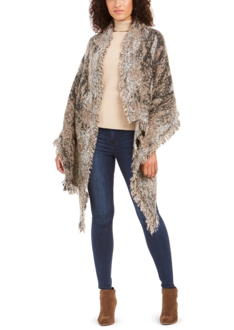 INC International Concepts Inc Snake Wrap With Sequins, Created For Macy's