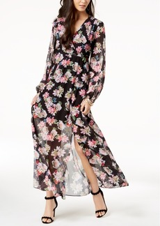 INC International Concepts I.n.c. Petite Floral-Print Elastic-Waist Dress, Created for Macy's