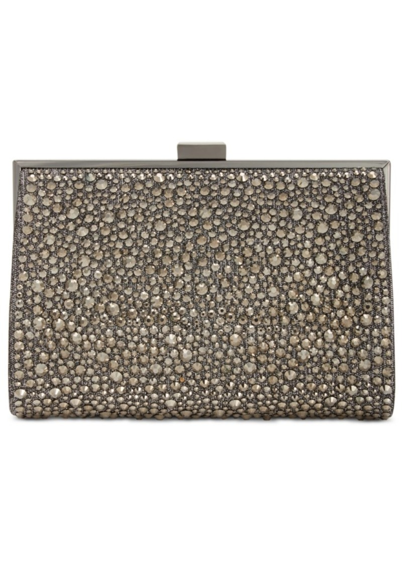ea0f82d06b11 I.n.c. Loryy Embellished Sparkle Clutch, Created for Macy's