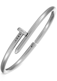 INC International Concepts Inc Men's Stainless Steel Nail Cuff Bracelet, Created for Macy's
