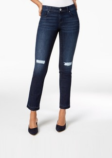INC International Concepts I.n.c. Mid-Rise Straight-Leg Jeans, Created for Macy's