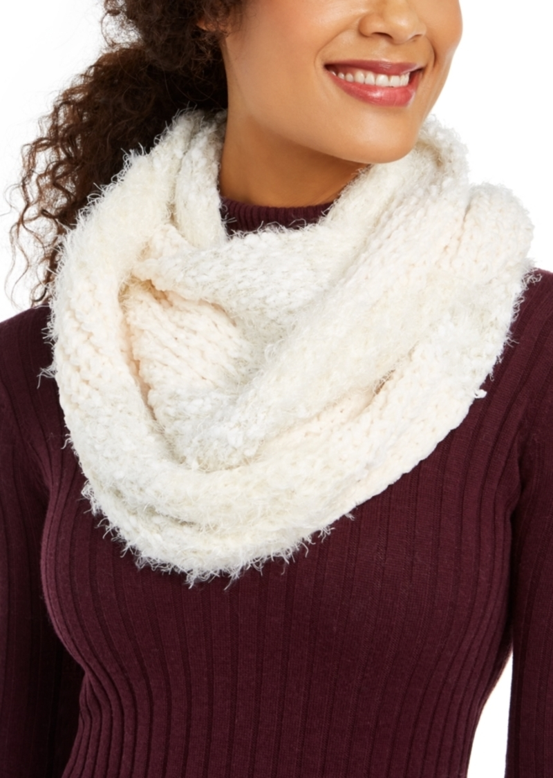 INC International Concepts Inc Mixed-Yarns Loop Scarf, Created for Macy's