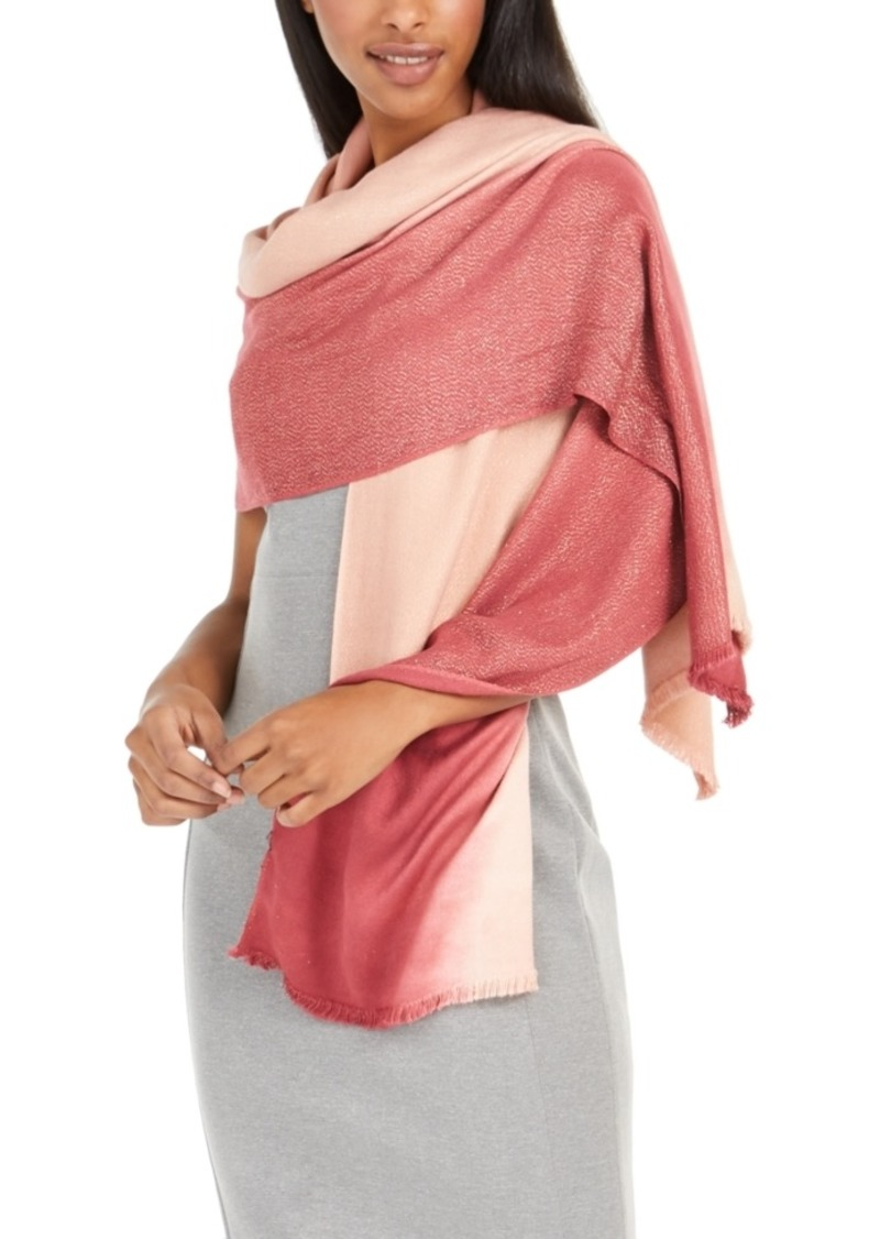INC International Concepts Inc Ombre-Shine Pashmina, Created For Macy's