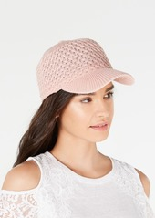 INC International Concepts I.n.c. Packable Knit Baseball Cap, Created for Macy's