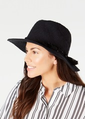 INC International Concepts I.n.c. Packable Textured Tassel Panama Hat, Created for Macy's