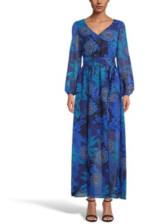 INC International Concepts Inc Paisley-Print Maxi Dress, Created for Macy's