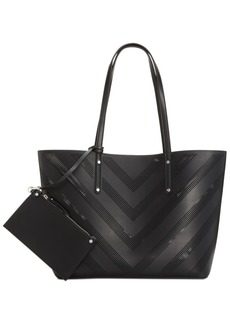 INC International Concepts Inc Perforated Unlined Tote, Created for Macy's