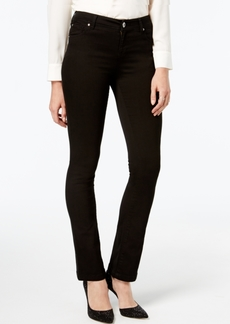 INC International Concepts Inc Petite Black Bootcut Jeans, Created for Macy's