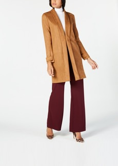INC International Concepts I.n.c. Petite Faux-Suede Jacket, Created for Macy's
