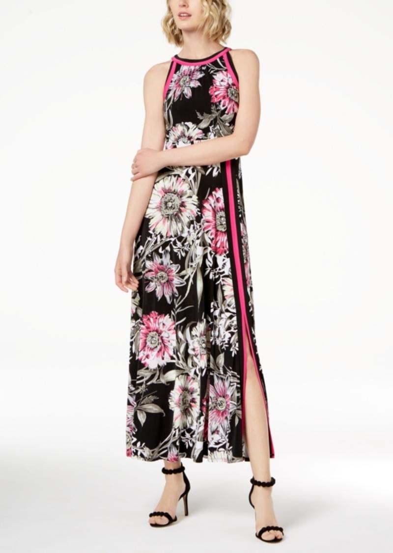 7bf155d85ef INC International Concepts I.n.c. Petite Floral-Print Maxi Dress ...