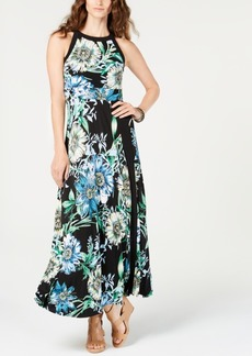 INC International Concepts I.n.c. Petite Floral-Print Maxi Dress, Created for Macy's