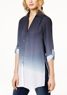INC International Concepts I.n.c. Petite Ombre Tunic, Created for Macy's