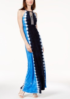 INC International Concepts I.n.c. Embellished Maxi Dress, Created for Macy's