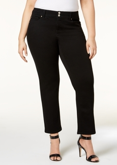 I.n.c. Plus Size Straight-Leg Jeans, Created for Macy's