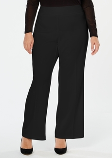 INC International Concepts I.n.c. Plus Size Wide-Leg Pants, Created for Macy's