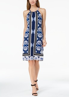 INC International Concepts I.n.c. Petite Embellished Dress, Created for Macy's
