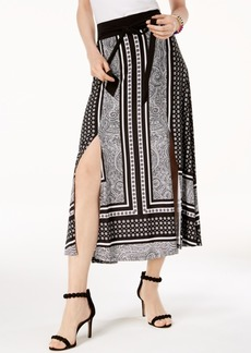 INC International Concepts I.n.c. Printed Maxi Skirt, Created for Macy's