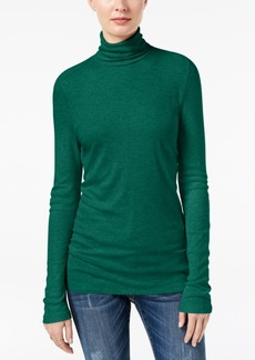 INC International Concepts I.n.c. Ribbed-Knit Turtleneck, Created for Macy's
