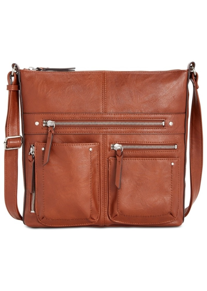 INC International Concepts Inc Riverton Small Messenger Crossbody, Created for Macy's