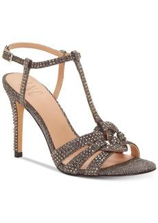 INC International Concepts I.n.c Rowyn Rhinestone Evening Sandals, Created for Macy's Women's Shoes