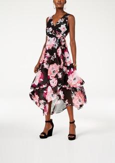 INC International Concepts I.n.c. Ruffled Asymmetrical Maxi Dress, Created for Macy's