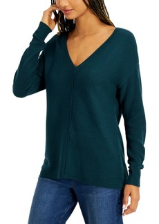 INC International Concepts Inc Seam-Front Tunic, Created for Macy's