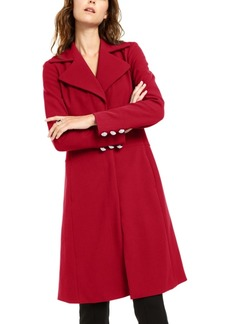 INC International Concepts Inc Seamed Ponte-Knit Coat, Created For Macy's