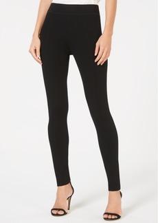 INC International Concepts I.n.c. Curvy Seamed Pull-On Ponte Skinny Pants