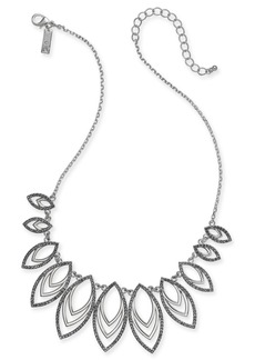 """INC International Concepts I.n.c. Navette Statement Necklace, 18"""" + 3"""" extender, Created for Macy's"""