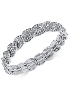 INC International Concepts Inc Pave Stretch Bracelet, Created for Macy's