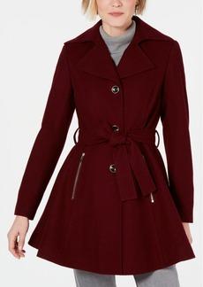 INC International Concepts I.n.c. Skirted Walker Coat, Created for Macy's
