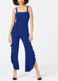 INC International Concepts I.n.c. Sleeveless Wide-Leg Party Jumpsuit, Created for Macy's