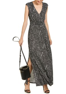 INC International Concepts Inc Smocked-Waist Maxi Dress, Created for Macy's