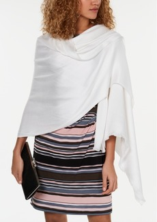 INC International Concepts Inc Solid Oversized Wrap, Created for Macy's