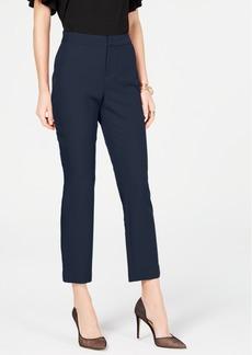 INC International Concepts I.n.c. Straight-Leg Comfort-Waist Pants, Created for Macy's