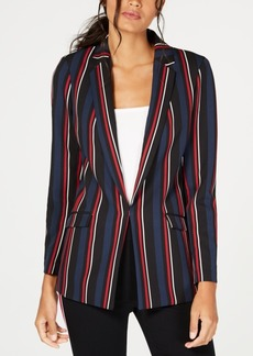 INC International Concepts I.n.c. Striped Blazer, Created for Macy's