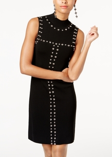 INC International Concepts Inc Studded Dress, Created for Macy's