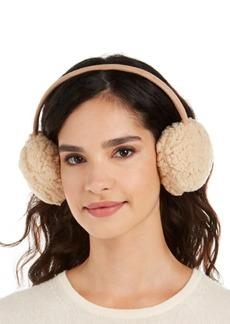 INC International Concepts Inc Teddy Faux-Fur Earmuff, Created for Macy's
