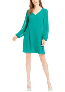 INC International Concepts Inc Tie-Back Shift Dress, Created For Macy's