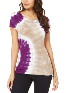 INC International Concepts Inc Tie-Dyed T-Shirt, Created for Macy's