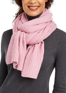 INC International Concepts Inc Twisted Rib Muffler Scarf, Created for Macy's