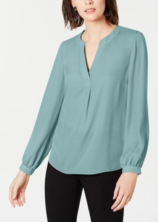 INC International Concepts I.n.c. V-Neck Top, Created for Macy's