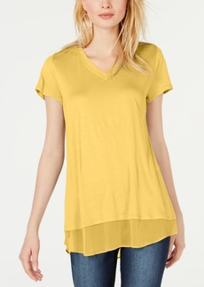INC International Concepts I.n.c. V-Neck Tunic, Created for Macy's