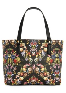 INC International Concepts I.n.c. Vicktoria Floral Laptop Tote, Created for Macy's