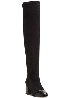 INC International Concepts I.n.c. Women's Alvita Over-The-Knee Boots, Created for Macy's Women's Shoes