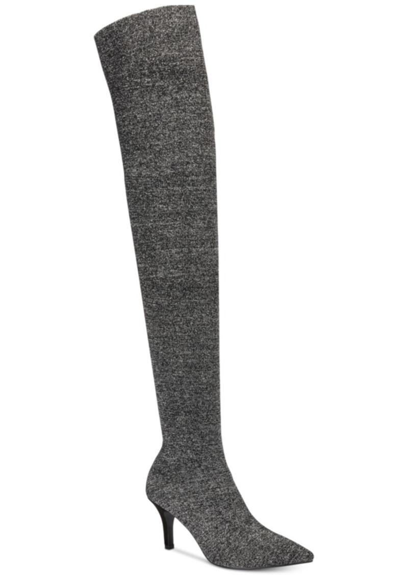 775a1124812 INC International Concepts I.n.c. Women s Briella Sock Over-The-Knee ...