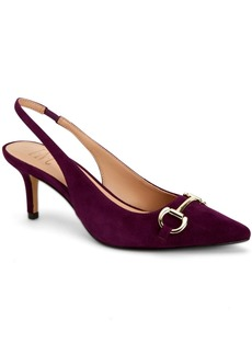 INC International Concepts I.n.c. Women's Carynn Hardware Keeper Pumps, Created for Macy's Women's Shoes