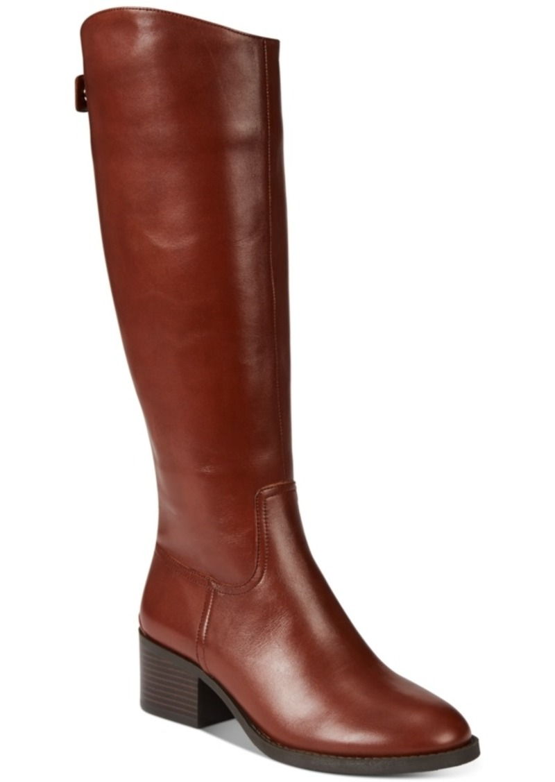INC International Concepts Inc Women's Cerie Riding Boots, Created For Macy's Women's Shoes