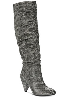 INC International Concepts I.n.c. Women's Gerii Dress Boots, Created for Macy's Women's Shoes